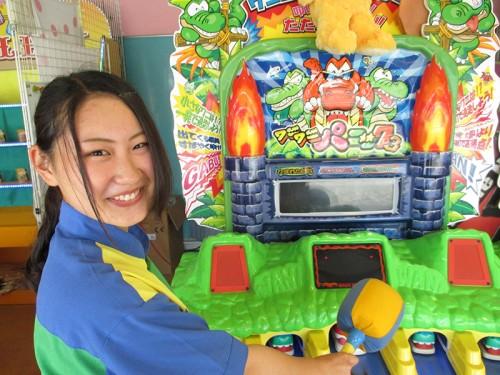 バナナコースターの木村さん(女の方)へ
